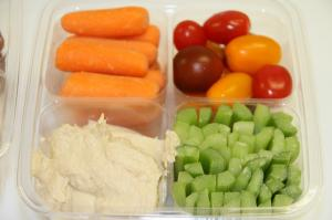 Healthy snack packs